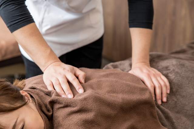 身体バランスを整える施術で根本原因から改善します