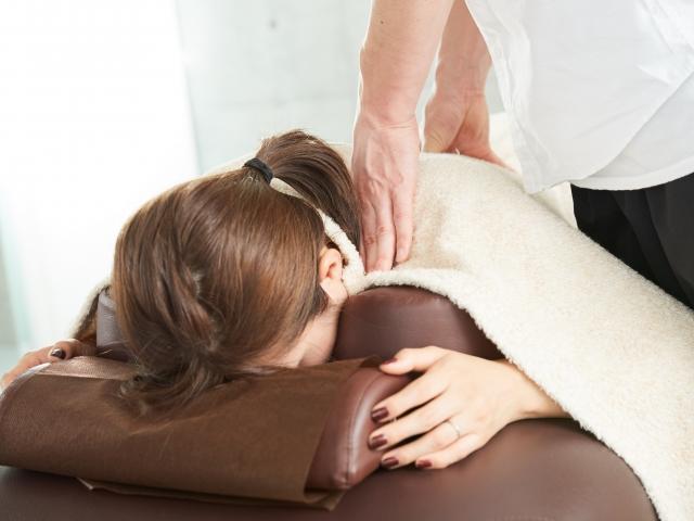 身体の歪みを整える施術で再発しにくい身体へ導きます