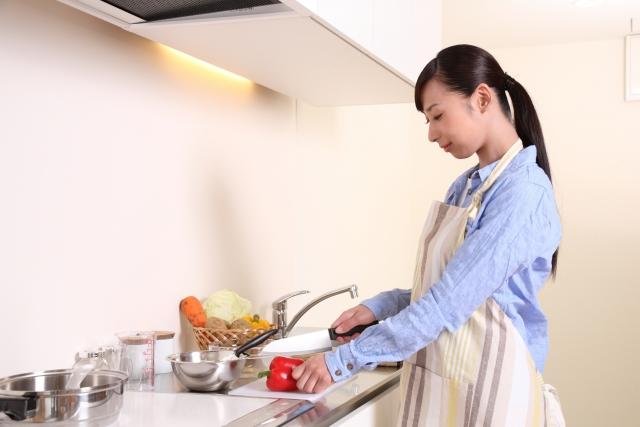 腱鞘炎の痛みが改善すると家事もはかどります